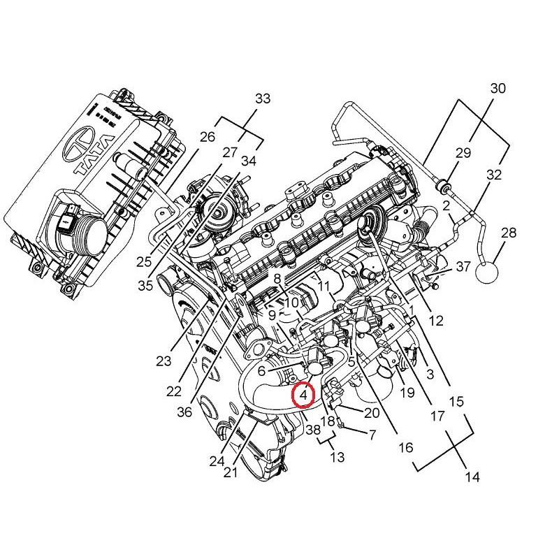 Vacuum Modulator Wo Filter Pierburg Xenon