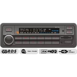 AUTORÁDIO S SD/MMC/USB/AUX/iPOD