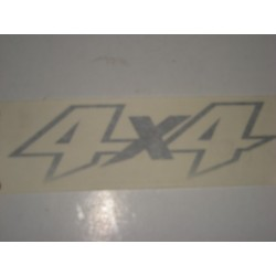 "NÁLEPKA ""4X4"" DICOR"