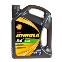 4L SHELL HELIX RIMULA R6 LM 10W40