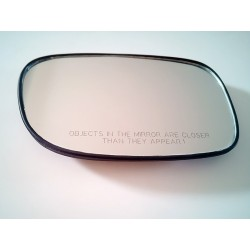 SIDE MIRROR GLASS - LH
