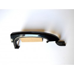 RIGHT DOOR HANDLE OUTER FRONT - BLACK