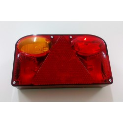 TAIL LAMP WITH FOG LIGHT