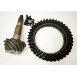 C/W AND PINION ASSY
