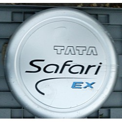 SP WHEEL COVER SAFARI EX EXPORT used