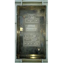 FUSEBOX COVER used