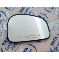 REAR VIEW MIRROR PLATE RH
