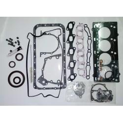 1-ENGINE OVERHAUL GASKET KIT 1 - 2+3